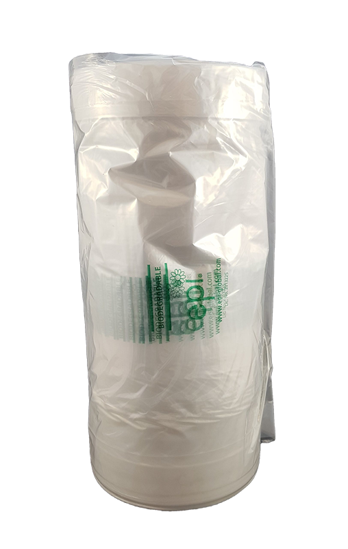 100g Biodegradable Polyroll 12.5kg
